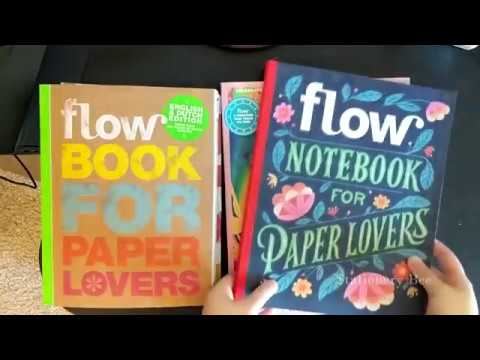 Flow - Magazines/Books for Stationery Lovers