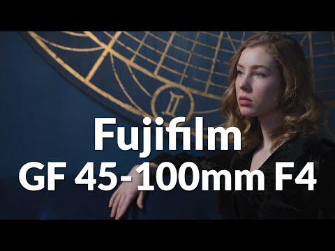 Fujifilm GF 45-100mm F4   Hands On