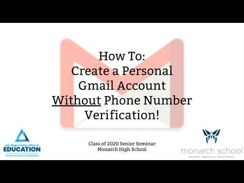 Create Gmail Account Without Phone Verification