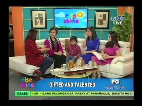 Identifying talented and gifted children