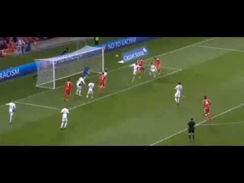Suisse vs lettonie goal 1-0
