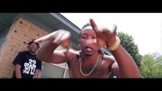 Josey Wales Jr Ft. D-Dub - Scared Money (Music Video)