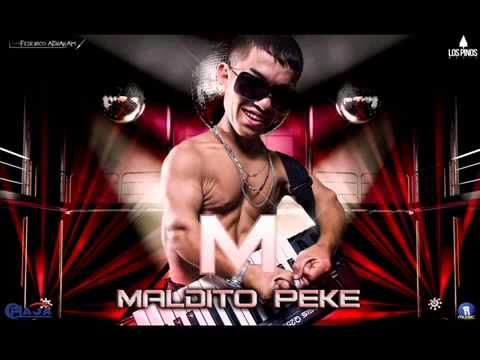MUEVA LA CARNAZA   MALDITO PEKE FT  DJ TAO RATTLE MIX 2013)