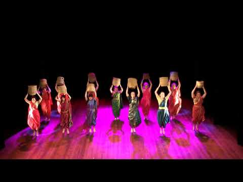 Mala Jau De | Bollywood Dance With Students At Layali, Sweden 2013