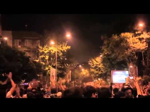 Everyday I'm Çapuling ! - Gezi Park Istanbul