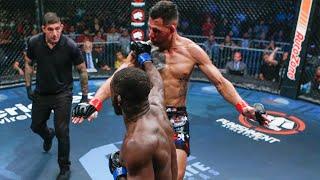 Cee Jay Hamilton vs DJ Fuentes Full Fight   MMA   Combate Texas