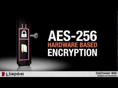 OOKAS DataTraveler 4000 - FIPS 140-2 Level 2 Encryption.flv