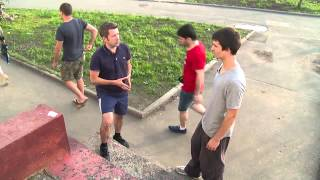 видео Как научиться паркуру?