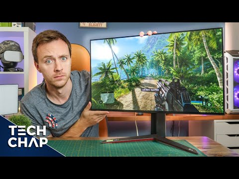The Perfect 4K 144hz GAMING Monitor!? (LG 27GN950 Review)   The Tech Chap