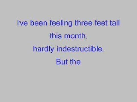Bayside- Winter with lyrics