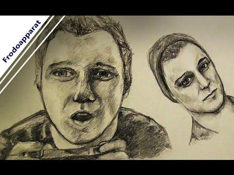 Let's Draw Frodo(apparat) – Tricks beim Gesichter-Zeichnen