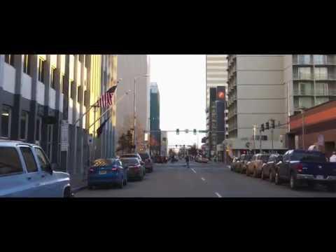 ANCHORAGE, AK | DOWNTOWN (A7RII CAMERA TEST)