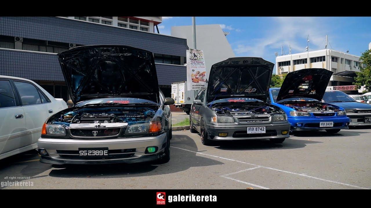 Toyota Corolla Ae111 Modified Thailand Specs Gt Gt Sprinter Carib