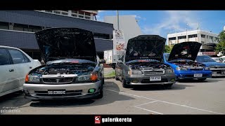 Toyota Corolla AE111 Modified Thailand Specs (GT, GT Sprinter, Carib)