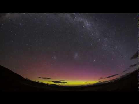 Lake Tekapo Aurora - Astrophotography by Fraser Gunn