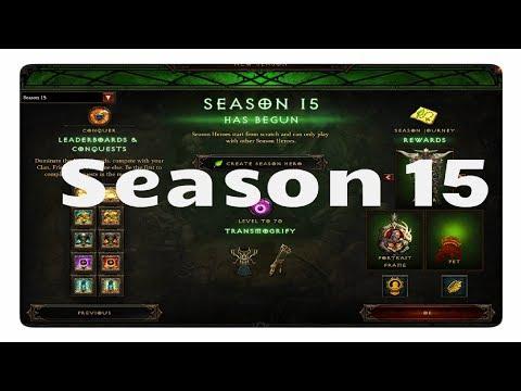 Diablo 3: Saisonthema & Belohnungen Aus Season 15