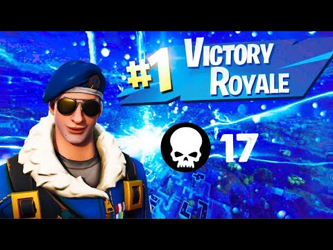 Royal Bomber 17 Kill Solo Gameplay | Console Player (Fortnite Battle Royale)