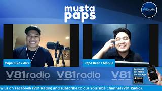 Musta Paps: Episode 03   Papa Kiko, Papa Bear, Doc F.