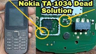 Nokia TA 1034 Dead Solution