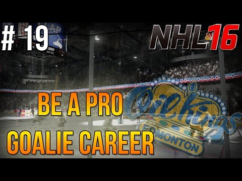 """NHL 16 Be A Pro – Goalie Career ep. 19 – """"Final WHL Game!"""""""