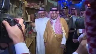 لقاء نائب أمير منطقة الجوف بأدباء ومثقفي وكتاب منطقة الجوف بملتقي نواف الراشد الثقافي