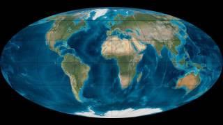 Движение континентов; тектоника плит (рассказывает Томас Сакс и др.)