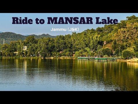 Mansar Lake Jammu | Ride to Beautiful Lake | Best Place to Visit in Jammu (J&K) | Vlog