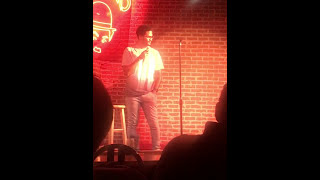 Taylor-Jones @ Crackers Comedy Club, Broad Ripple, Indianapolis May 2017