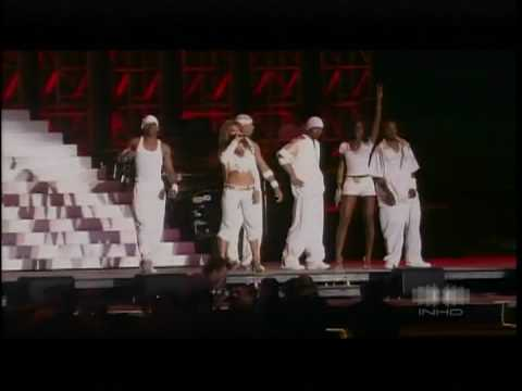 Destiny's Child - Soldier (Live @ Rockin' The Corps)