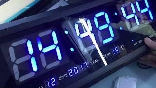 Đồng hồ lịch vạn niên treo tường giá rẻ - eChipKool SHOP