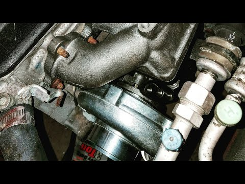D16 A/C Friendly turbo build: xtd clutch, turbo block