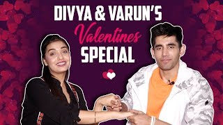 Divya Agarwal And Varun Sood's Valentines Special With India Forums | Exclusive