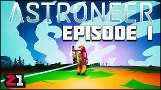 Video New Astroneer Episode 1 Summer Series ! | Z1 Gaming download MP3, 3GP, MP4, WEBM, AVI, FLV September 2019