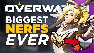Top 5 Nerfs That Changed Overwatch Forever