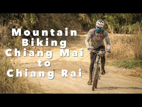 Mountain Biking From Chiang Mai to Chiang Rai