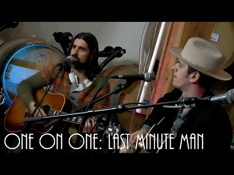 ONE ON ONE: The Band Of Heathens - Last Minute Man January 23rd, 2017 City Winery New York
