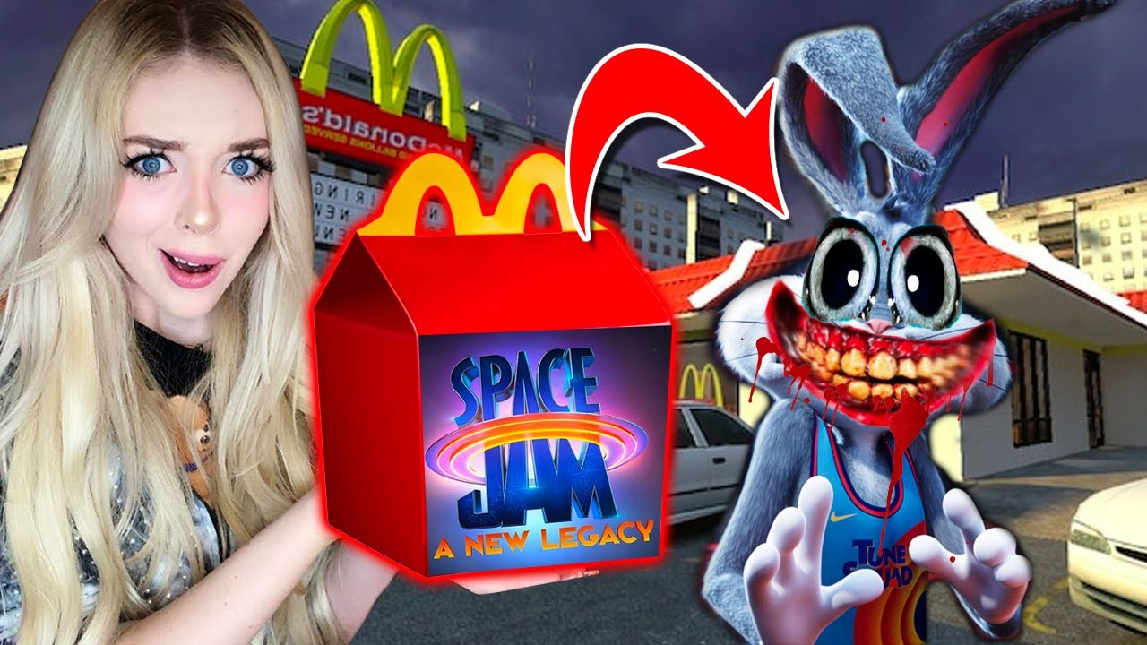 Download DO NOT ORDER SPACE JAM 2 HAPPY MEAL FROM MCDONALDS AT 3AM ...(BAD IDEA)
