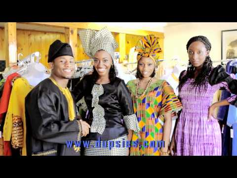 Dupsies African Clothing TV commercial, 770 948-2220, Cathy Irby Durant, Producer-Director