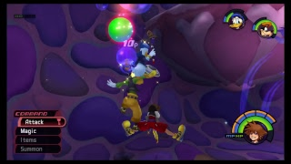 Kingdom Hearts 1.5 final mix Proud Mode