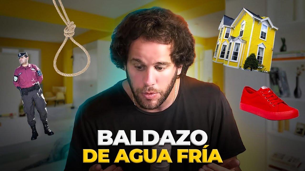 BALDAZO De Agua FRÍA- Anécdotas #28