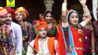Keshariyo Hazari Gul Ro Ful - Do Do Chudla Pahenti - Rajasthani Marriage Song