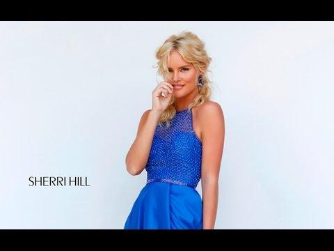 Sherri Hill 11341 Prom Dress