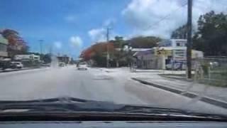 Saipan Pictures: Garapan Drive Through
