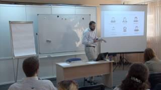 Мастер-класс Александра Воробьева «E-learning: внедрение дистанционного обучения в компании» Часть 2
