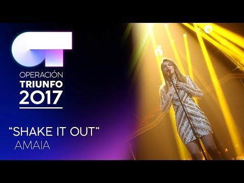 SHAKE IT OUT - Amaia | OT 2017 | OT Fiesta