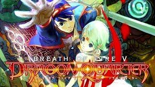 """""""Gameplay do Início"""" -  BREATH OF FIRE V - Dragon Quarter #01[PS2] Leg. PT-BR"""
