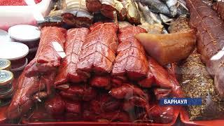 Для любителей морепродуктов в ТЦ «Пионер» открылась ярмарка «Деликатесы Севера и Камчатки»