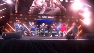 Apple TV Plus' SEE Starring Jason Momoa Panel - MCM Comic Con London 2019
