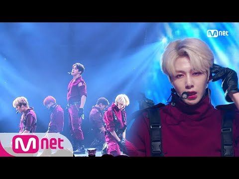 [MONSTA X - Shoot Out] KPOP TV Show | M COUNTDOWN 181108 EP.595