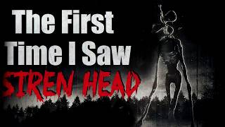 """""""The First Time I Heard Sirens In The Woods"""" Creepypasta"""